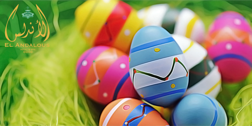 {:fr}Pâques à El Andalous{:}{:en}Easter in El Andalous{:}{:ar}عيد الفصح في الأندلس{:}